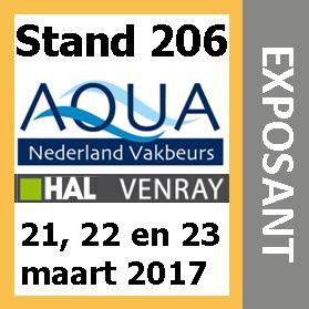Aqua Venray 2017 Exposant